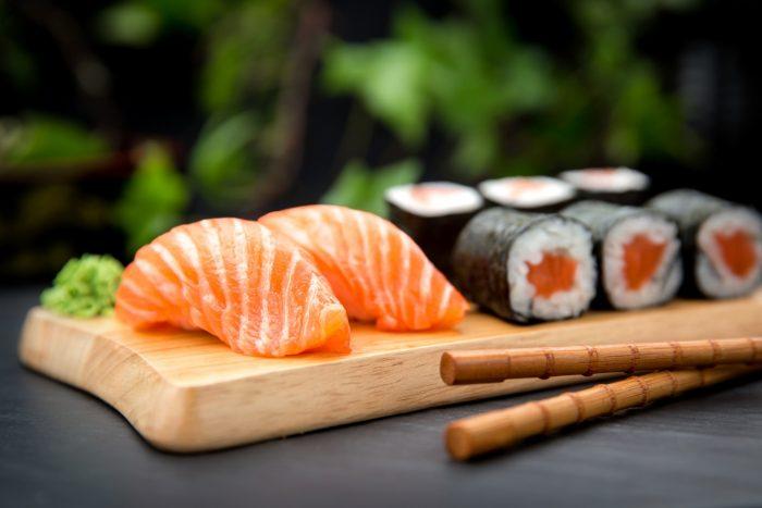Japans Eten - Lekkere Sushi