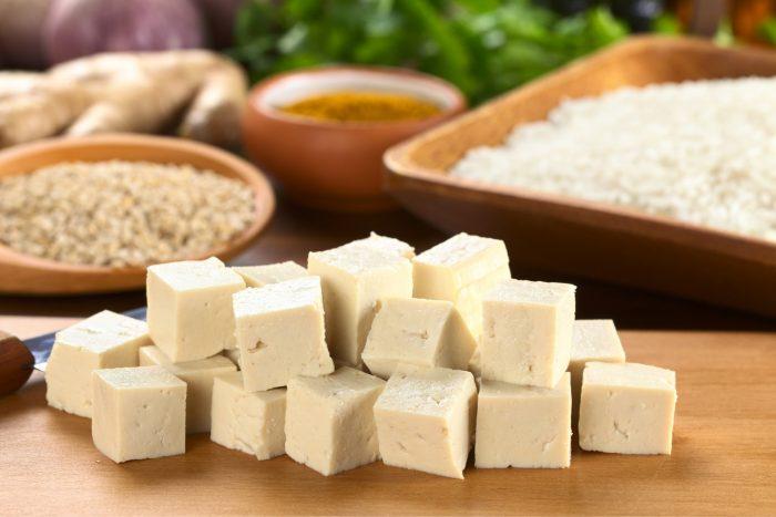 Japans Eten - Tofu