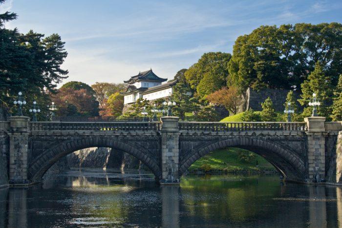 Keizerlijke Paleis, Tokyo