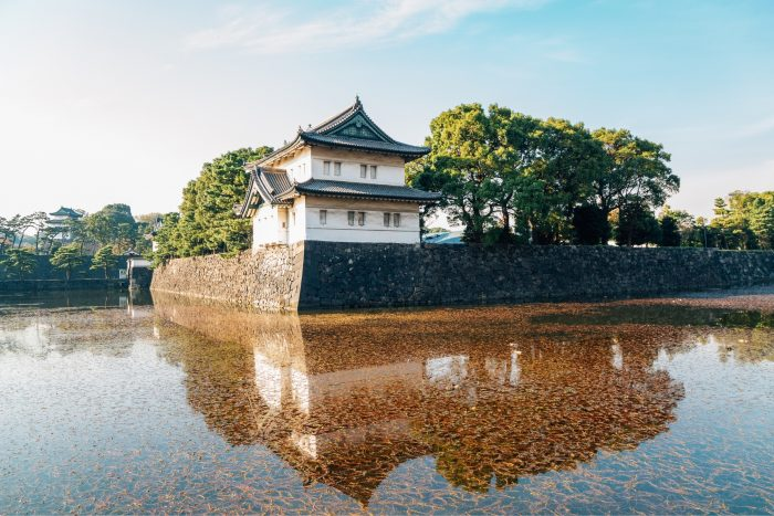 Keizerlijke Paleis in Tokyo
