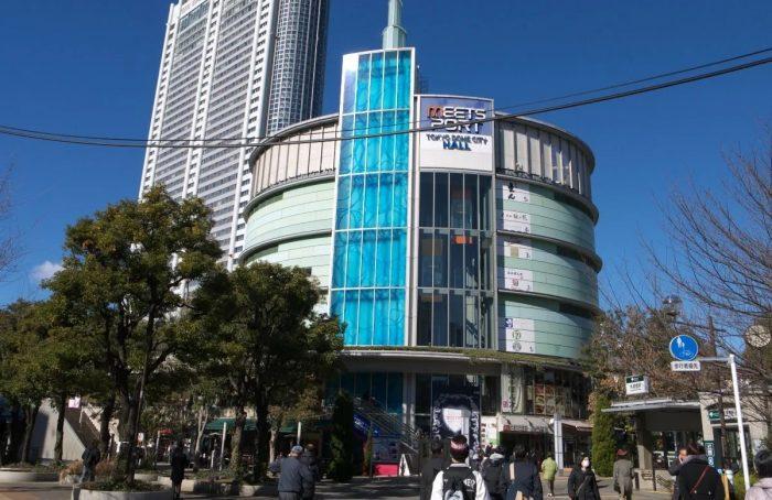 Meets Port bij Tokyo Dome City