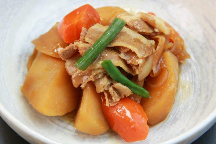 Nikujaga - Japans Eten