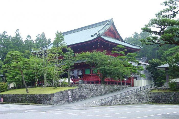 Rinnoji Tempel