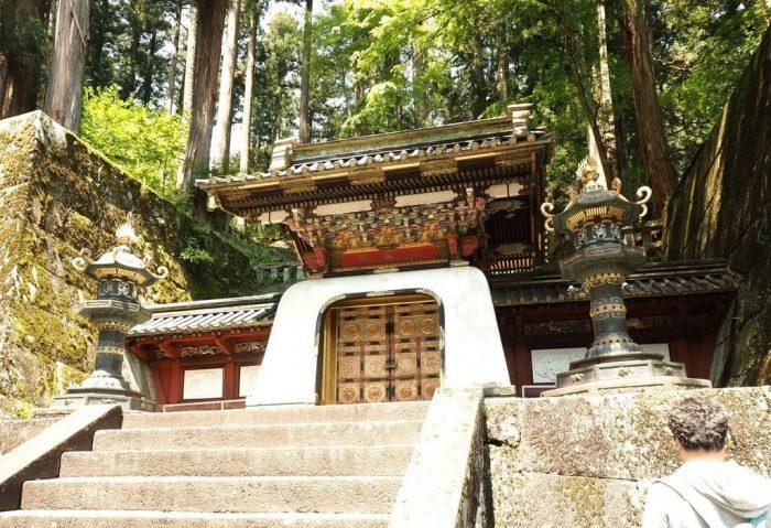 Tokugawa Iemitsu's Mausoleum