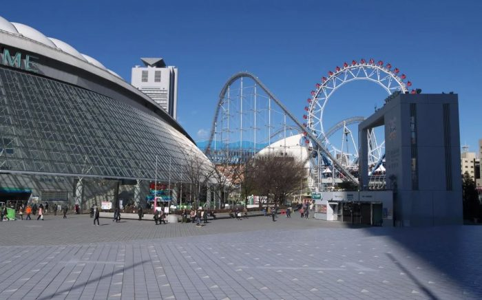 Tokyo Dome Attractions