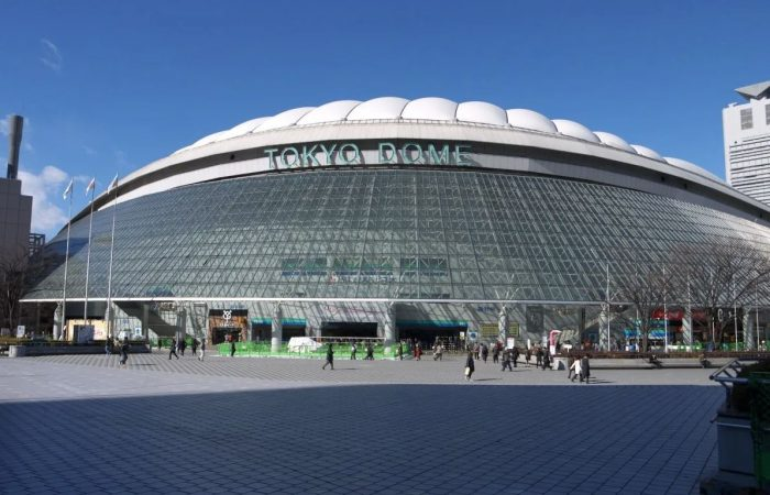 Tokyo Dome stadion