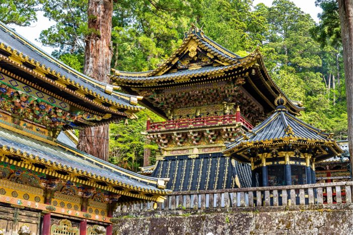 Toshogu-schrijn in Nikko
