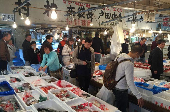Toyosu Vismarkt
