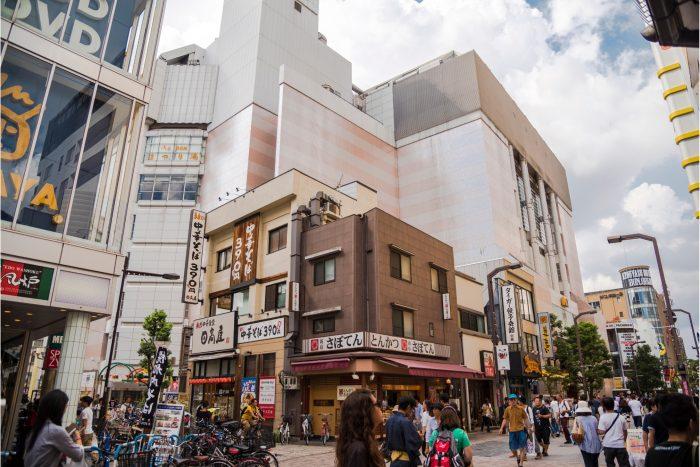 Winkelen in Asakusa