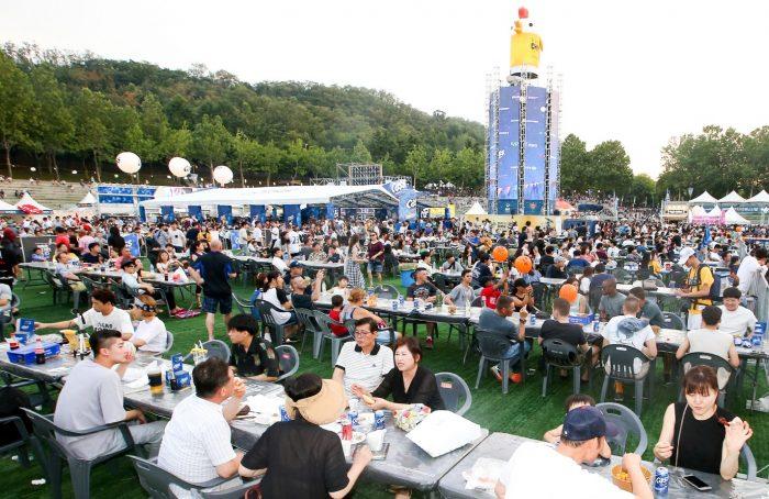 Chimac Festival in Daegu