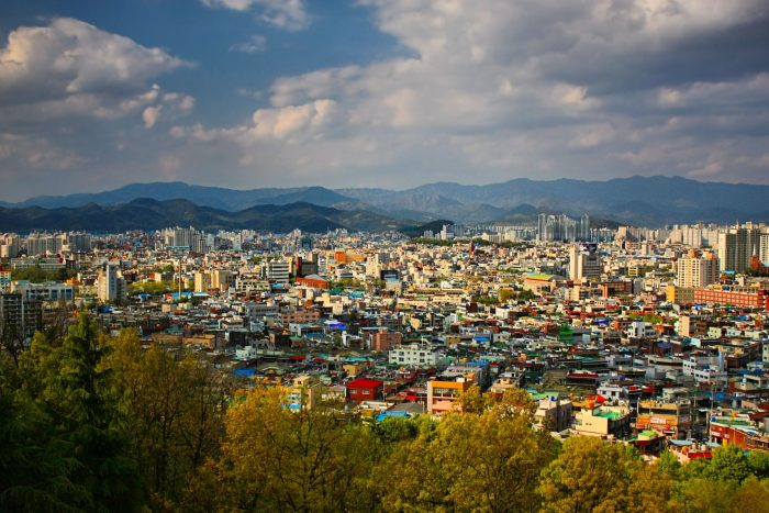 Daegu - Zuid Korea
