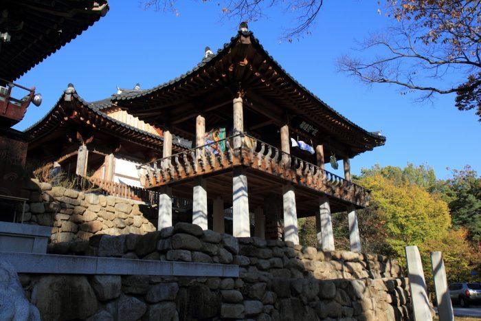 Donghwasa Tempel in Daegu