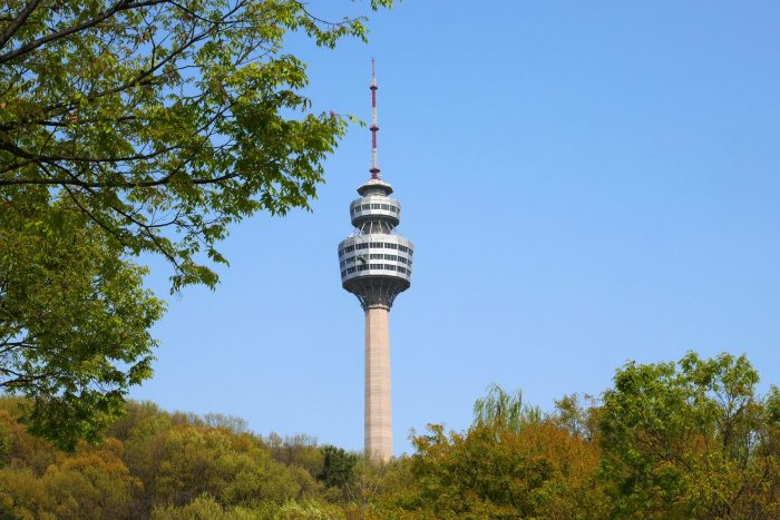 E-World 83 Tower