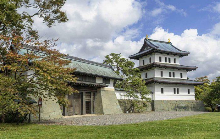 Matsumae Kasteel