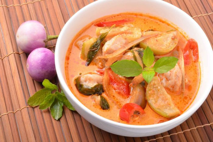 Panang - Thaise Curry