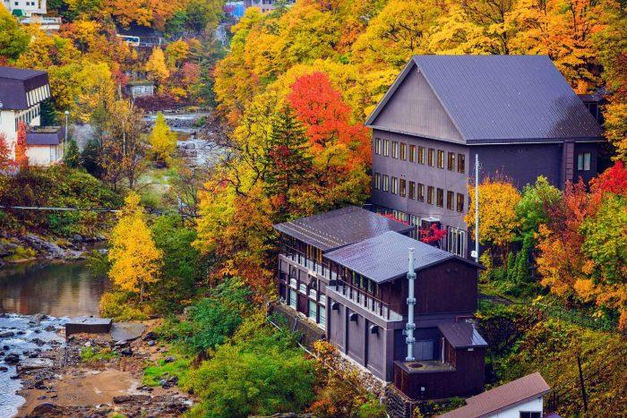 Sapporo (Jozankei)