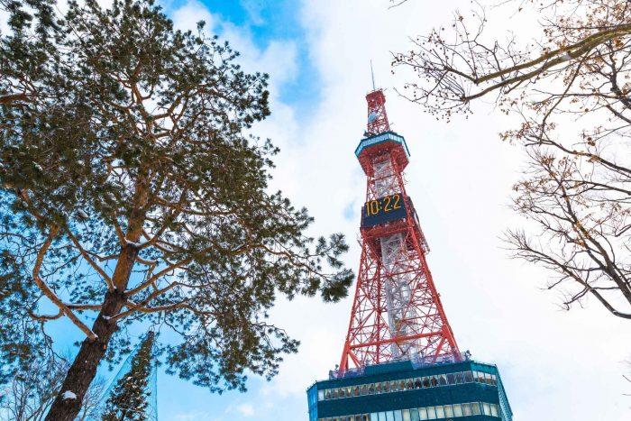 Sapporo TV Toren