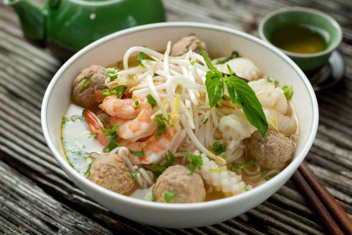 Vietnamees Eten - Een kom met Pho