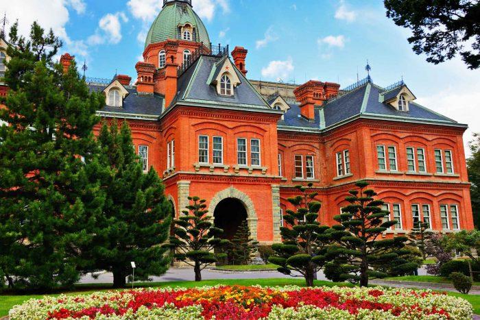 Voormalig regeringskantoor van Hokkaido
