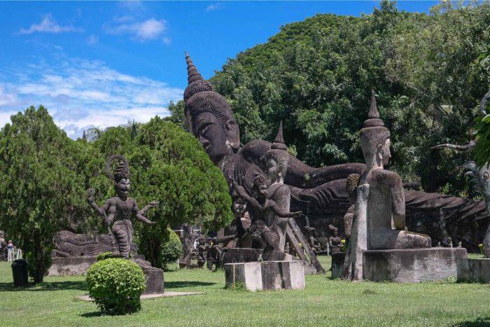Boeddhapark (Xieng Khuan)