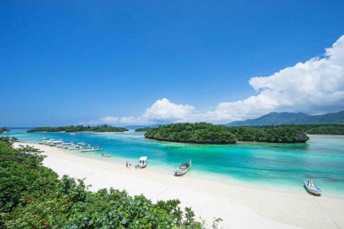 Eilanden van Okinawa