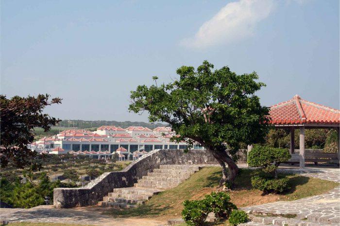 Het Okinawa Peace Memorial Park