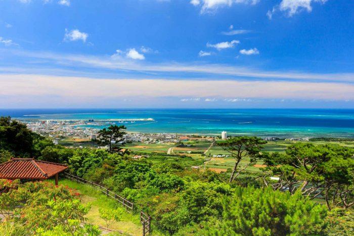 Ishigaki eiland in Okinawa