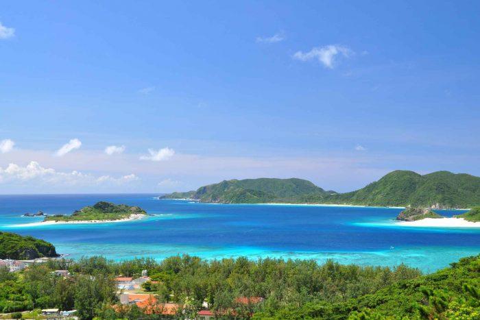 Kerama eilanden