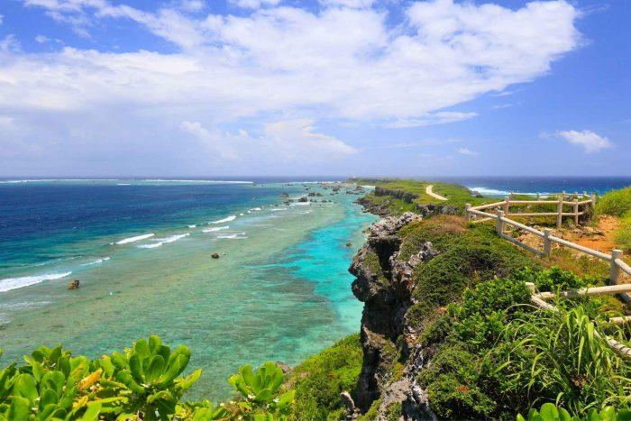 Miyako-jima, een eiland in Okinawa