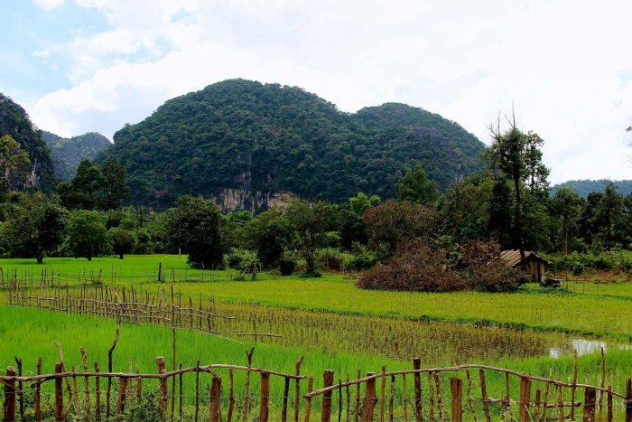 Thakhek in Laos
