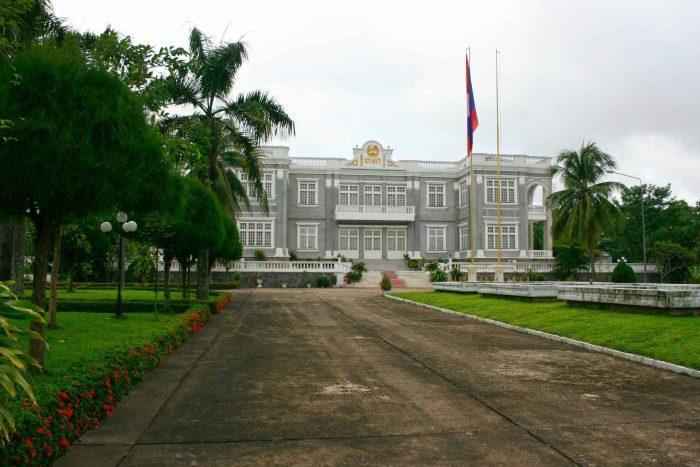 Presidentieel paleis van Vientiane