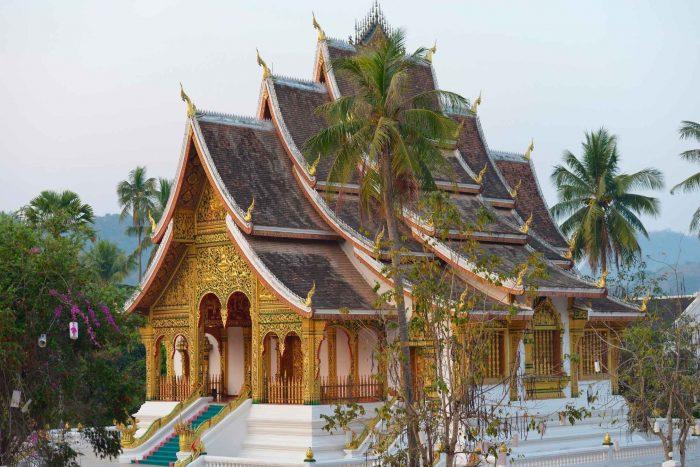Sala Pha Bang in Luang Prabang