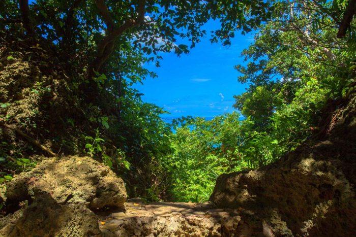 Sefa Utaki, heilige plaats op Okinawa