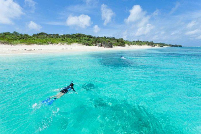 Snorkelen in Okinawa