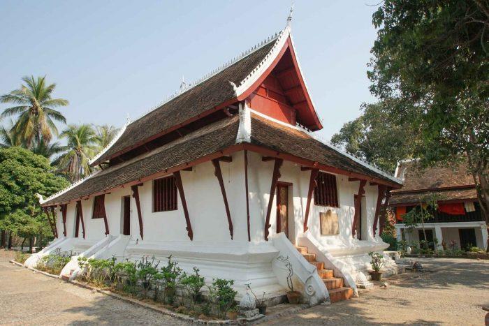 Wat Pak Khan Khammungkhun in Luang Prabang