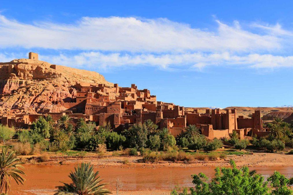 Ait Benhaddou in Marokko