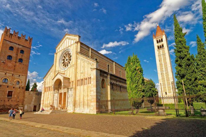 Basiliek van San Zeno Maggiore