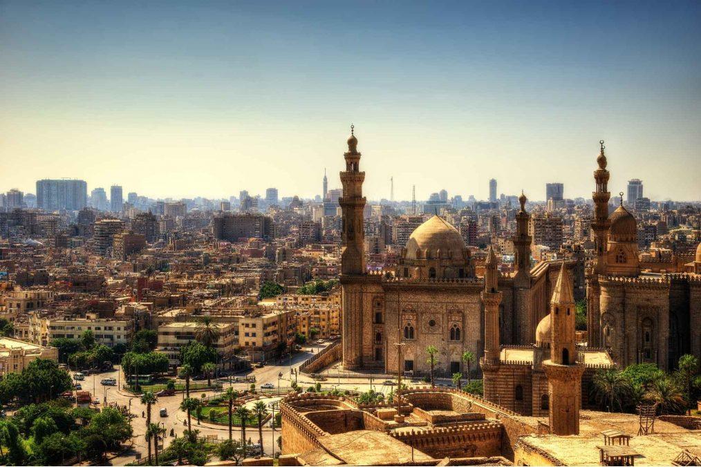 Caïro in Egypte