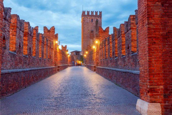 Castelvecchio - Kasteel in Verona