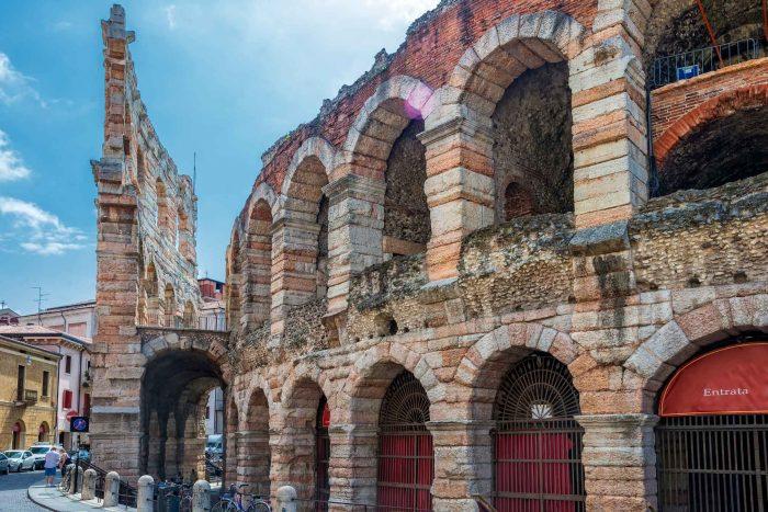 De arena in Verona