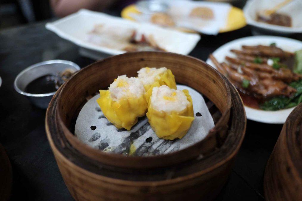 Dumplings in Singapore