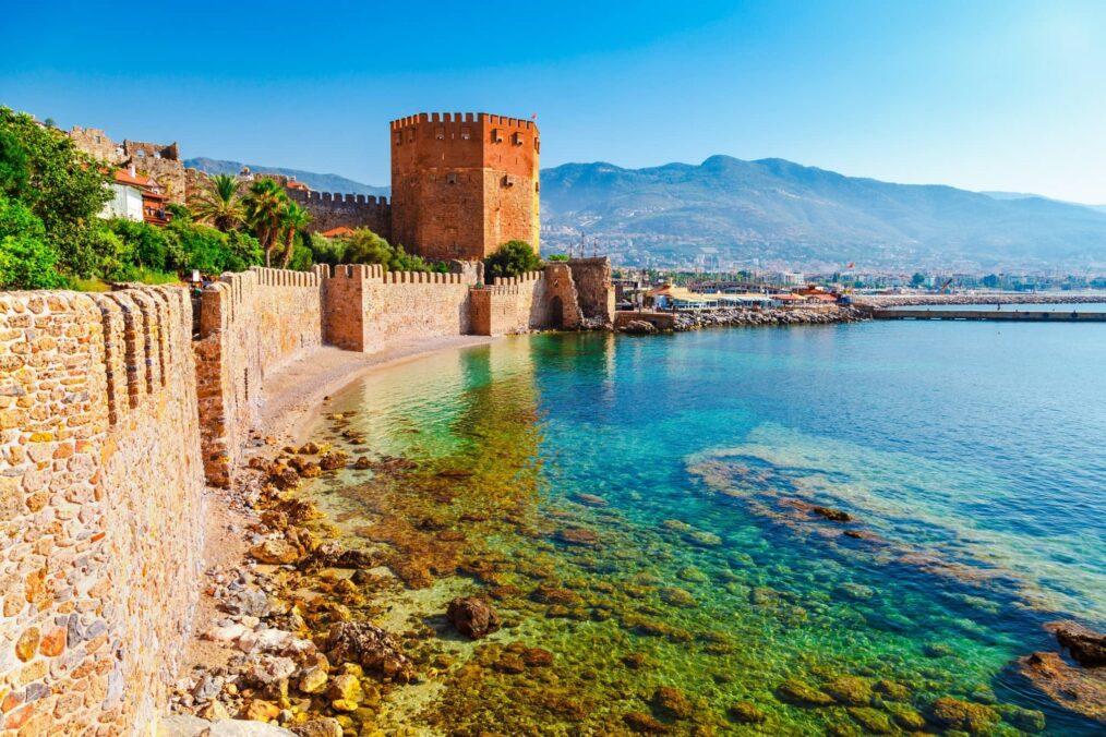 Fort bij Antalya