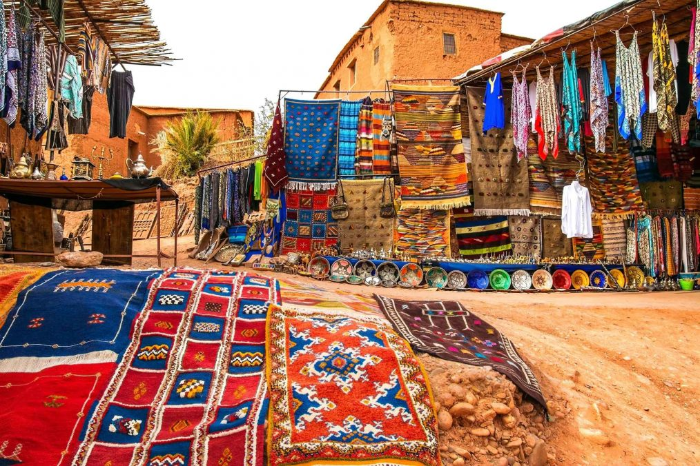 Markt in Marrakesh