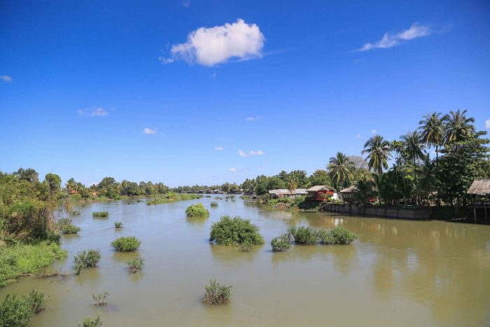 Pakse in Laos