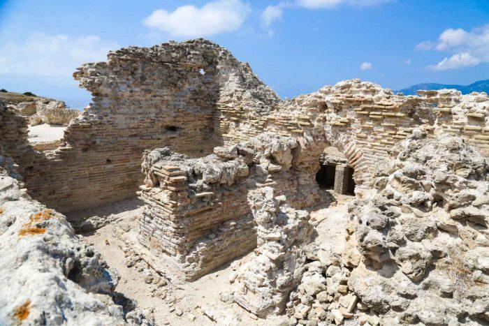 Romeinse Ruïnes van Nora