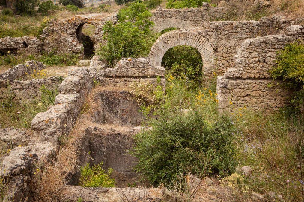 Romeinse ruïnes bij Lixus