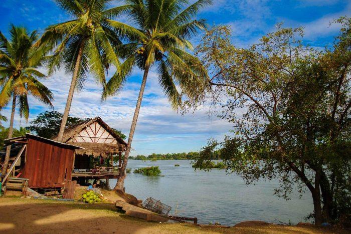 Si Phan Don (de 4000 eilanden)