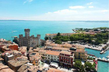 Sirmione in Italië