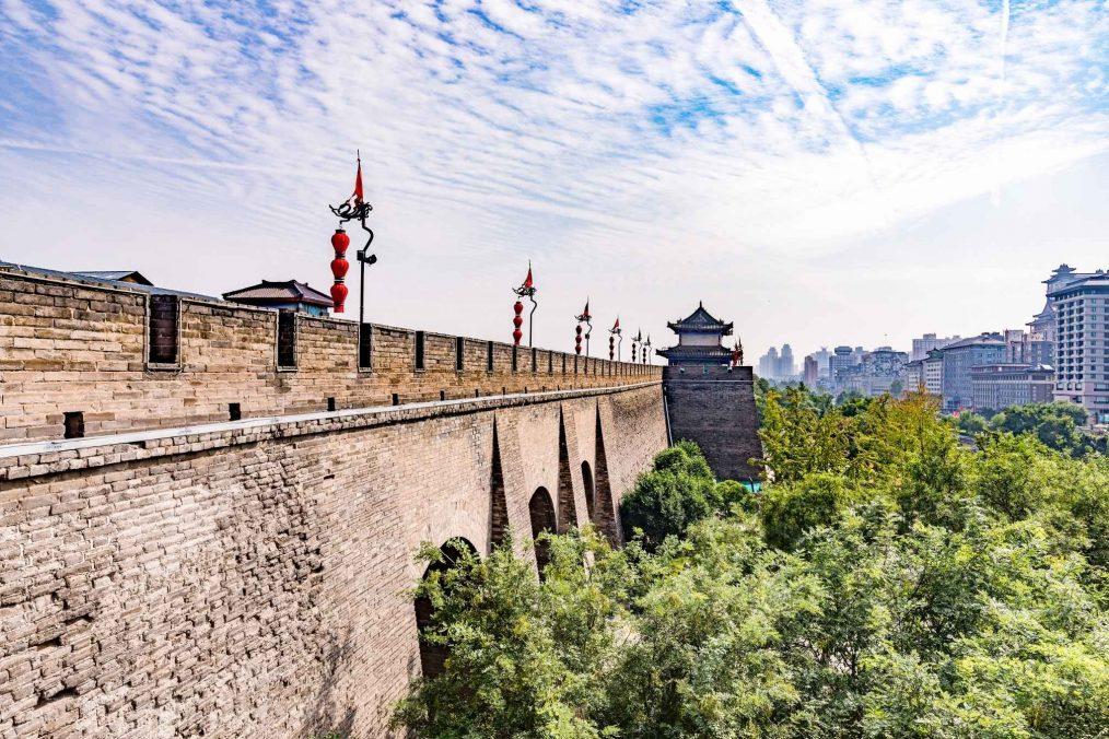 Stadsmuren van Xi'an