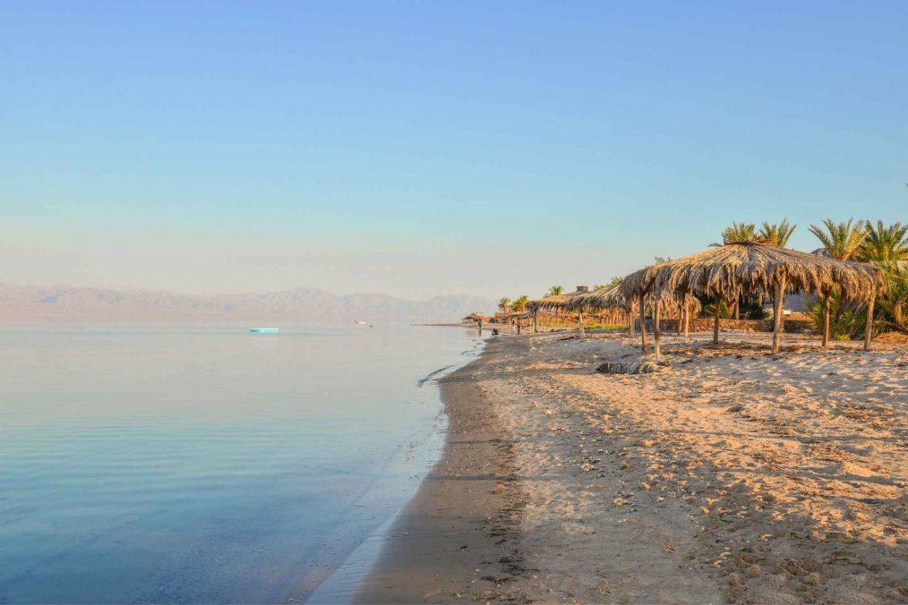 Strand op Sinai